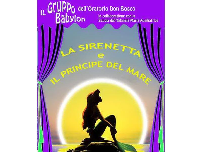 La Sirenetta e il principe del mare
